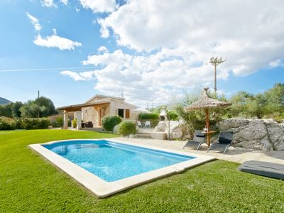 Photo for Vacation home Can Xavi in Mallorca/Alcúdia - 2 persons, 1 bedrooms