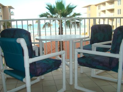 Photo for Spacious One-Bedroom Oceanfront Condo on Beautiful New Smyrna Beach
