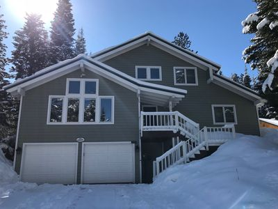 Photo for 20% DISCOUNT FOR LAST MINUTE BOOKINGS! Fully Remodeled Home in The City Limit of McCall