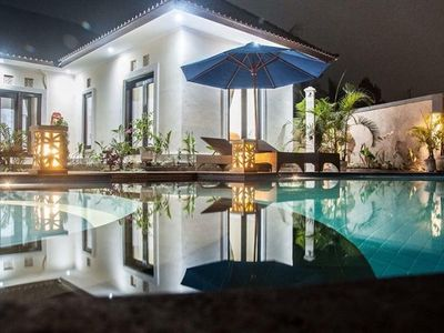 Photo for Ubud exceptional 3bedroom private pool family