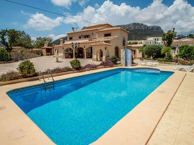 Photo for Sala I - family-friendly holiday house in Calpe