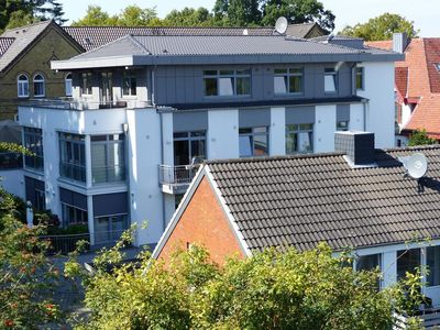 Photo for Holiday apartment Flensburg for 4 persons with 2 bedrooms - Penthouse holiday apartment