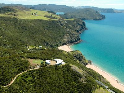 rongotai from the air