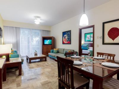 Photo for 1 Bedroom Condo Bliss/Mayan Palace Riviera Maya