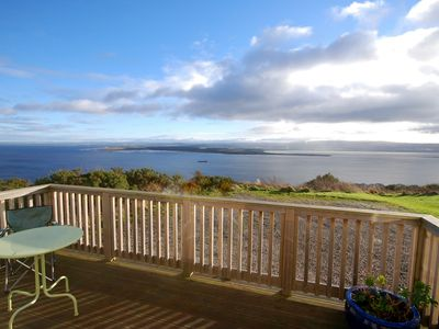 Photo for Chanonry cottage on the Black Isle, home of the Moray Firth dolphins
