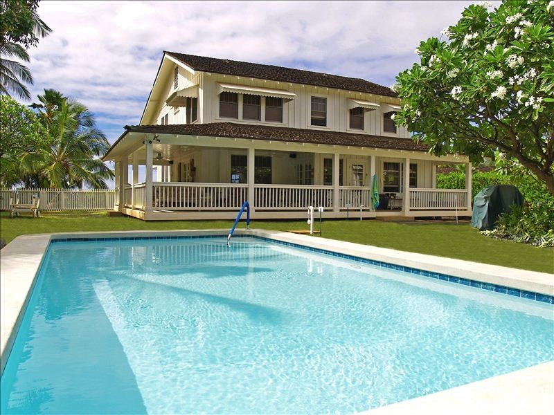 Historic Oceanfront Estate With Private Pool On Sunny Westside Tvncu 1099