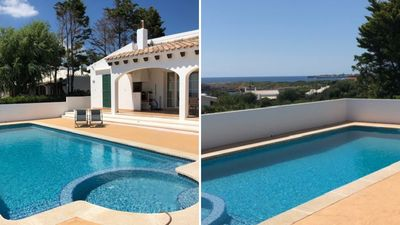 Photo for NEW! BOOK NOW OUR APRILDEALS! GREAT VILLA WITH FANTASTIC SEA VIEWS !!!