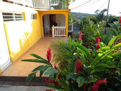 Photo for 2BR Apartment Vacation Rental in DESHAIES, GUADELOUPE