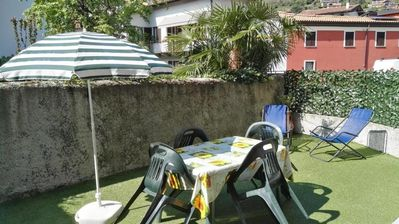 Photo for Holiday apartment Suna for 2 - 4 persons with 1 bedroom - Multistorey holiday home/maisonette