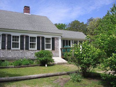 Photo for Traditional, Charming Wellfleet Cottage