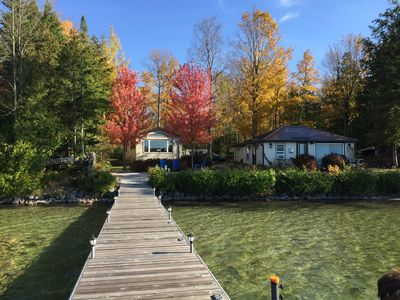Photo for Cute Beach Cottage and Bunkie