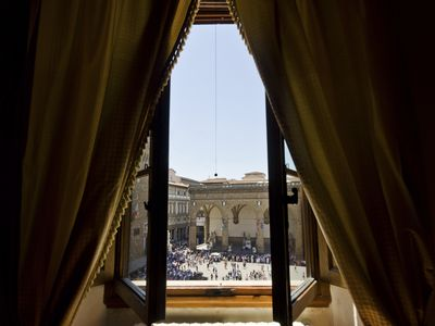 Photo for || NEW Incredible View || Piazza della Signoria apt!