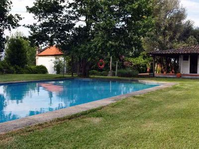 Photo for Charming house with pool in the outskirts of Braga