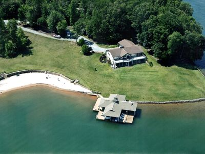 Photo for Smith Mountain Lake Beach Retreat
