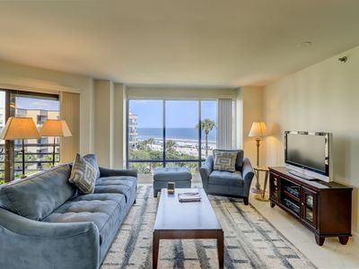 Photo for Oceanfront villa with access to multiple pools, hot tub, and the beach!