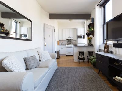 Photo for Sunny and Stylish West Village Flat