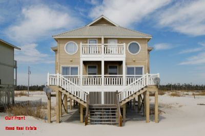 Photo for Island Dream East - Cute 3 Bedroom Gulf Front 1/2 Duplex