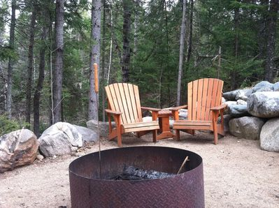 Private Firepit