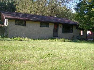 Photo for Mid Century Brick Ranch Sleeps Six