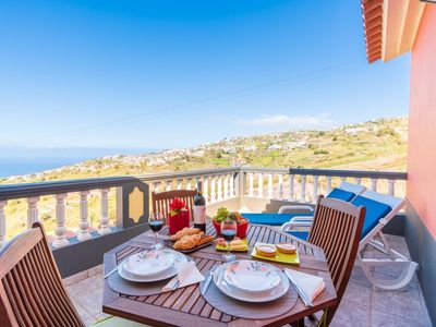 Photo for Holiday apartment Ponta do Sol for 2 - 4 persons with 2 bedrooms - Holiday apartment