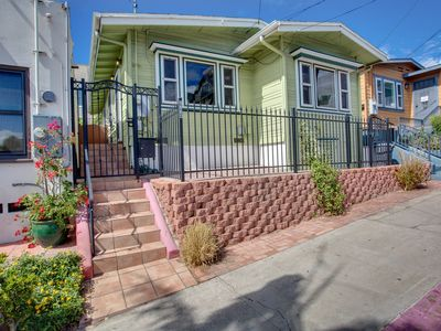 Photo for Blissful Bungalow Blocks Away from Little Italy, Balboa Park and Downtown SD