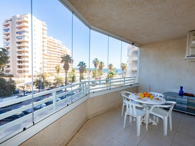 Photo for Apartment in Apolo XVII to 150m. to the Levante Beach, 1 bedroom, pool