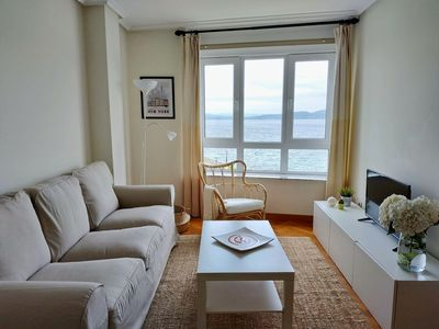 Photo for Comfortable apartment for 6 people on the beachfront