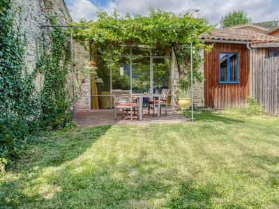 Photo for Cozy Holiday Home in Marignac-en-Diois with Garden