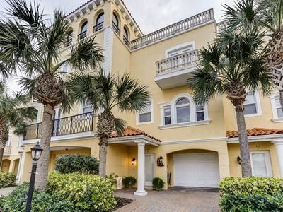 Photo for Clearwater Beach Waterfront Townhouse On The Intracoastal – With Rooftop Terrace