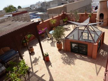 SUPERB RENOVATED RIAD El Jadida NEAR THE CENTER AND THE BEACH, 10 MINUTES OF GOLF