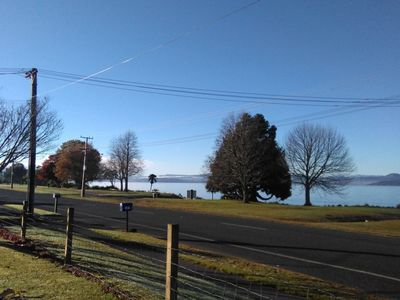 Photo for Little Retro Bach (on Lake Rotorua)