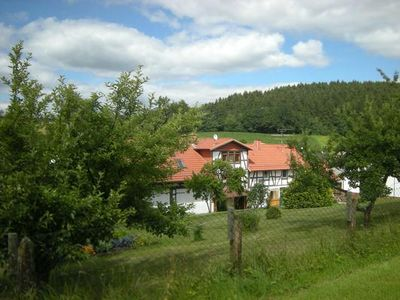 Photo for Holiday apartment Knüllwald for 2 - 4 persons with 2 bedrooms - Holiday house