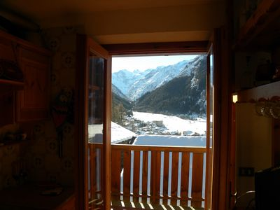 Photo for BREATHTAKING VIEW ON THE PEARL OF THE ALPS