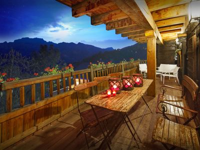 Photo for Enjoy the hot tub in the snow at this 3 star Alpine home - OVO Network