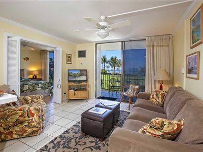 Photo for Ocean Views from the comfort of your Bed! 2 bdrm condo, sleeps 6. #433