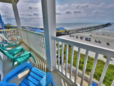 Photo for PARADISE ON THE BEACH!! POOL,HOT TUB, FISHING PIER!