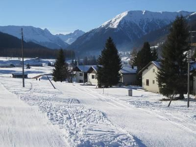 Photo for Apartment Davos Dorf for 2 - 3 persons with 1 bedroom - Apartment in single or multi-family