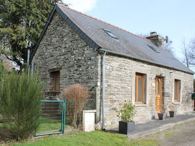 Photo for Roscoat, Daisie, charming Breton cottage in Brittany