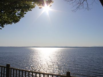 Point Au Roches State Park, Plattsburgh, New York, United States of America