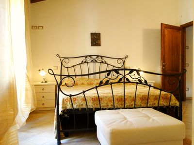 Photo for Giovanna apartment 100 meters from San Gimignano