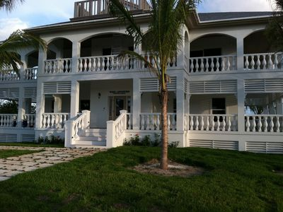 Photo for New Luxury House At  Best Pink Sand Beach on The Island - Prime Location!