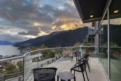 Fantastic location on Queenstown Hill