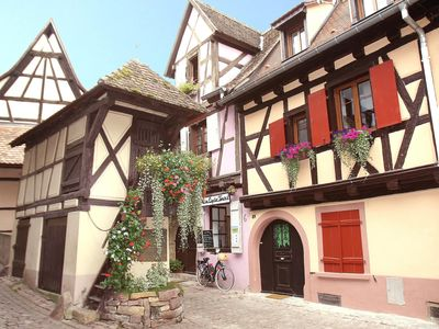 Photo for Coquette timbered house of the 17th century renovated