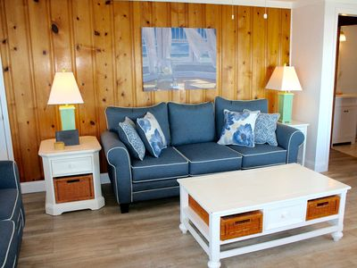 Photo for Ocean/Beach Front Apartment