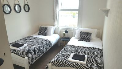Photo for Large House in Cambridge City - England with parking, Sleeps up to 8 people