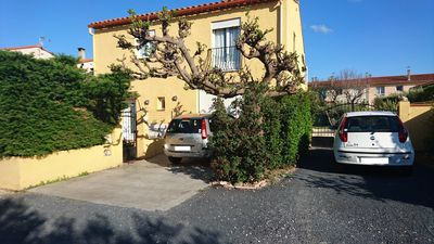 Photo for Nice apartment near Perpignan ideal holiday