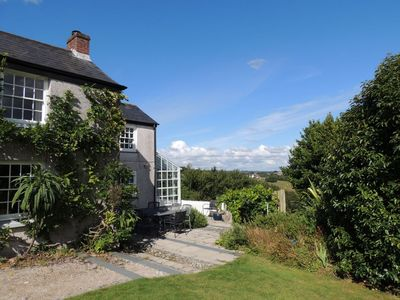 Photo for Family detached House, Sea Views, Beach, Golf Club, Eden Project, Short Breaks