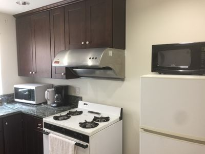 Photo for Beautiful Condo 3 BR 5 beds 1 Bath Garage Parking