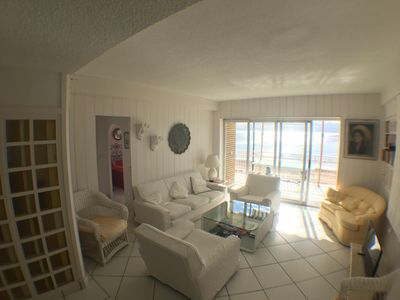 Photo for SPECTACULAR APARTMENT IN FIRST LINE OF THE BEACH LEVANTE DE BENIDORM