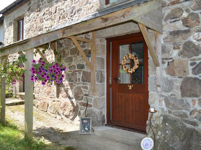 Photo for The Cosynook situated in the Heart of Cornwall,  a little gem of a place for two